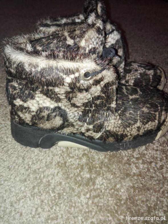 BUMPER włoskie zimowe buty uniseks