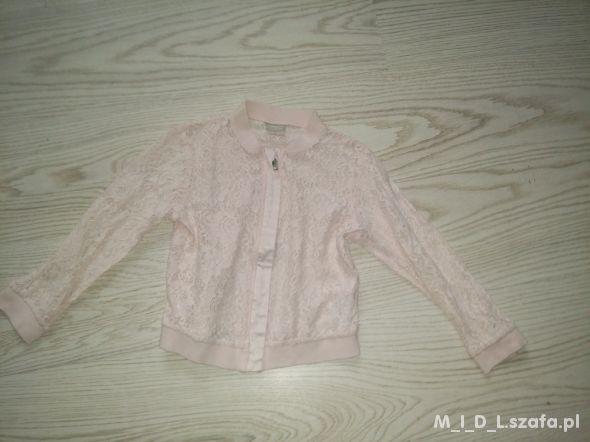 Bluza koronkowa H&M 122