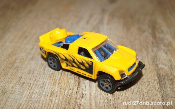 Autka samochody resoraki Hot Wheels zestaw 3