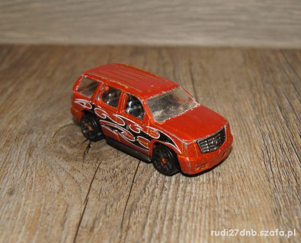 Autka samochody resoraki Hot Wheels zestaw 4