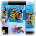LEGO MINIFIGURKA 71018 seria17 dziewczynka MOTYL