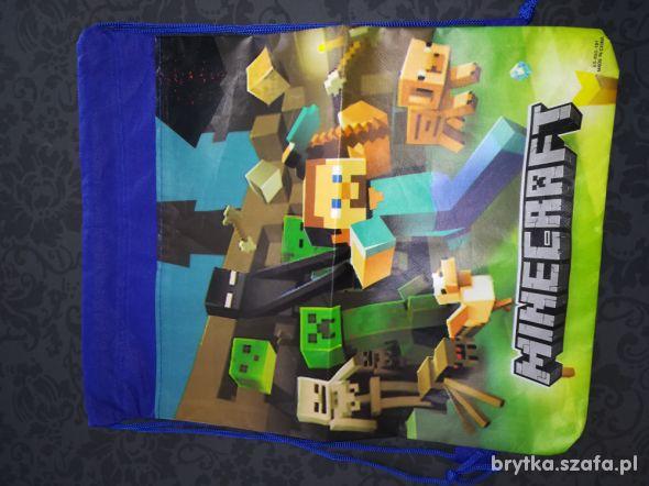 Minecraft nowy worek