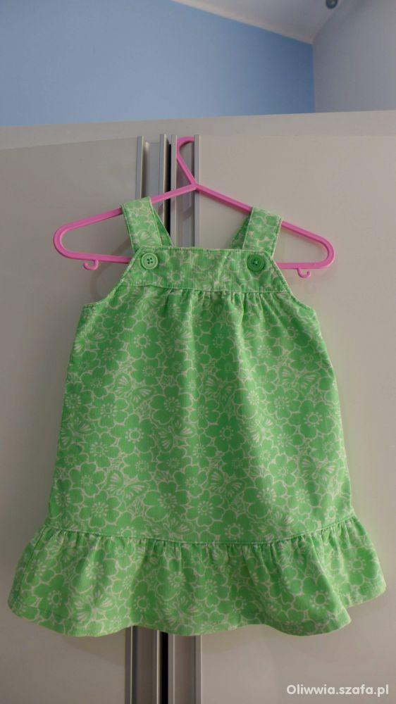 Śliczna sukienka FiF rozm 68