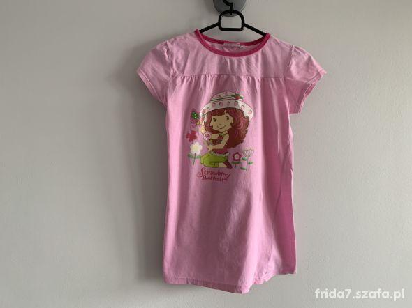 koszulka nocna Truskawkowe Ciastko 116 122