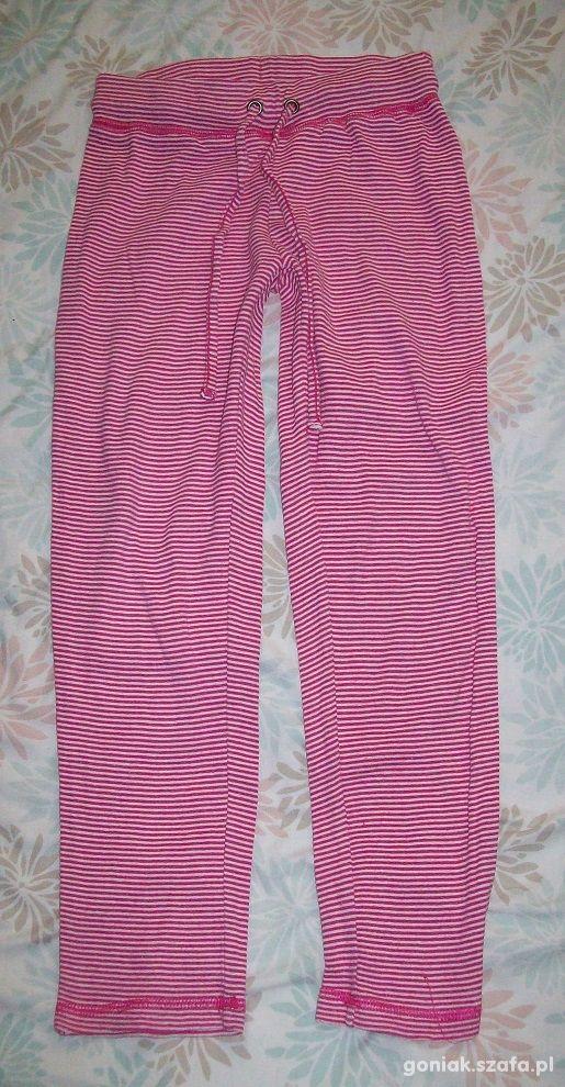 CUBUS luźne spodnie alladynki 6lat 116