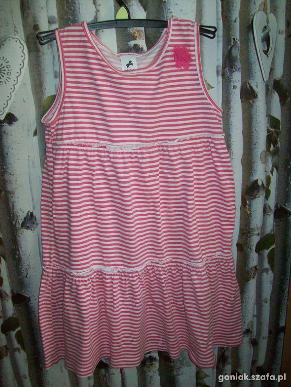 C&A letnia sukienka 128 8 lat