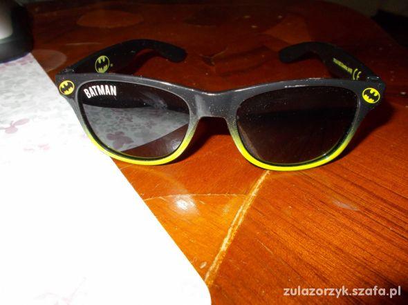 Okulary Batman