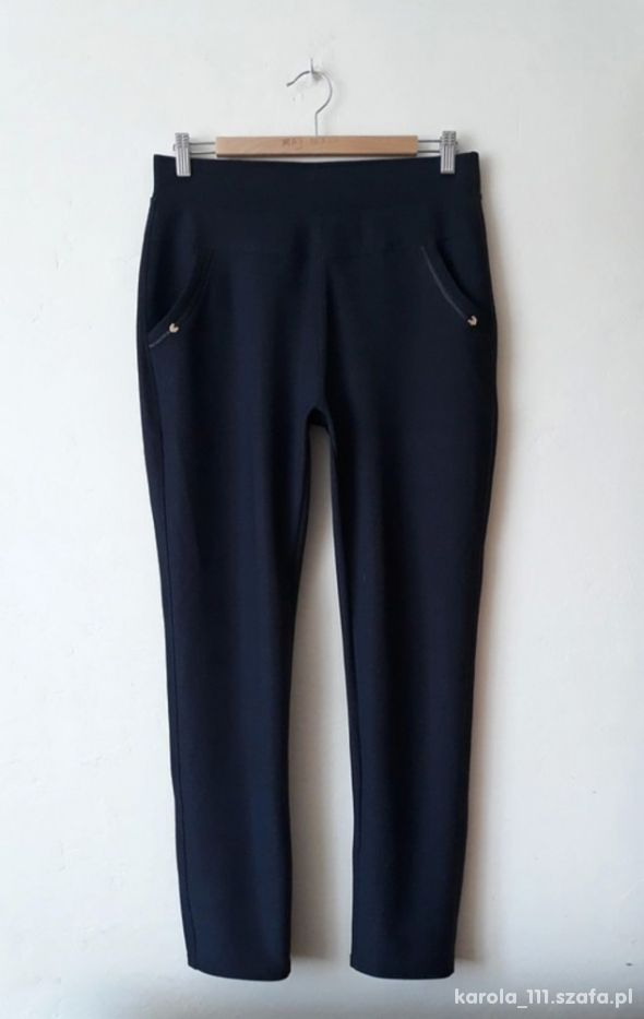spodnie materialowe