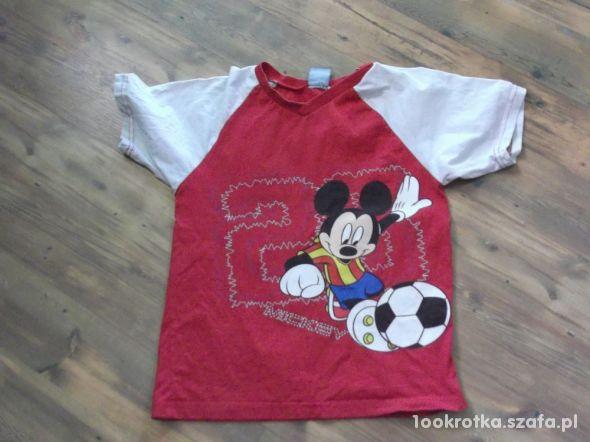 T Shirt z Myszką Miki rozmiar 116