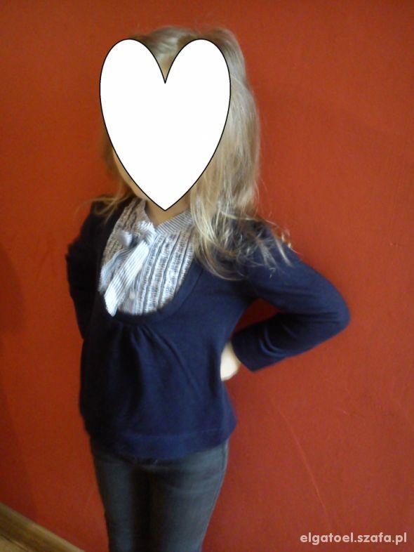 Bluzeczka dla dziewczynki ZARA kids
