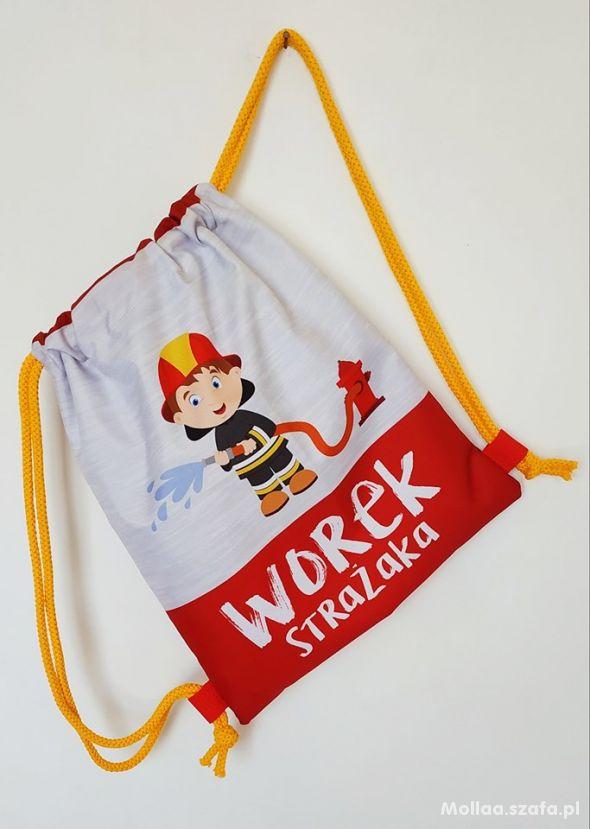 Worko plecak Worek strażaka
