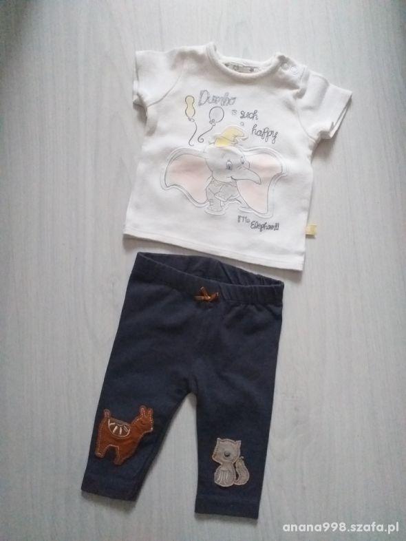 Spodnie i bluzeczka