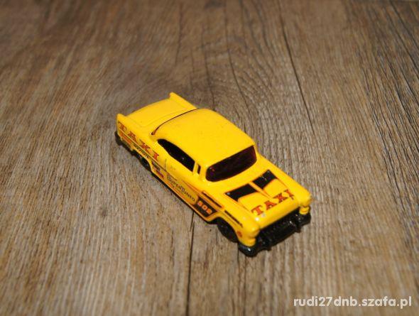 Autka samochody resoraki Hot Wheels zestaw żółty ż
