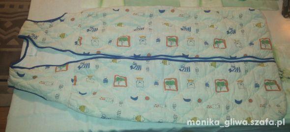 Śpiworek dla dziecka powyżej roku