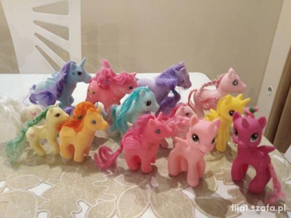 My Little Pony kucyki zestaw 14 szt