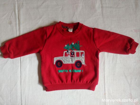 Cool Club bluza chłopięca święta Winter is coming
