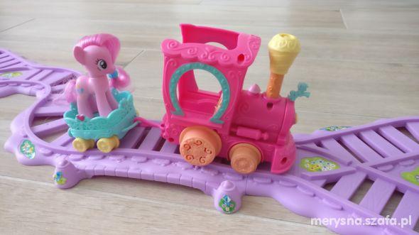 Hasbro My Little Pony Pociąg Przyjaciółek 35891