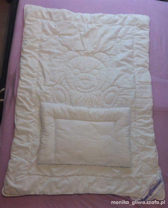 Pościel czyli kołdra i poduszka do łóżeczka