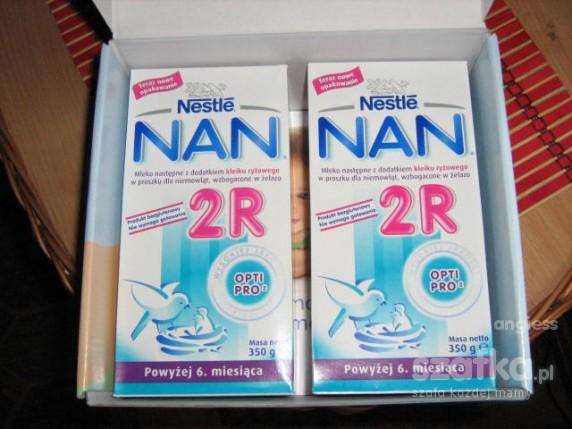 Mleko modyfikowane NAN 2R