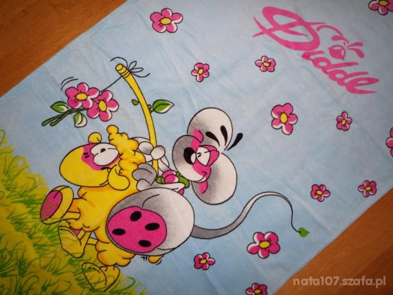 DIDDL Nowy prześliczny bajkowy ręcznik