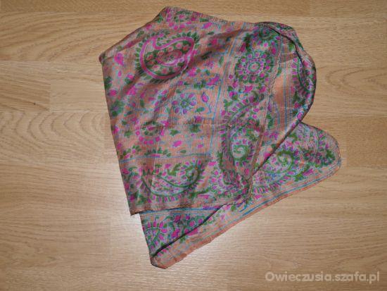 Floral apaszka chustka