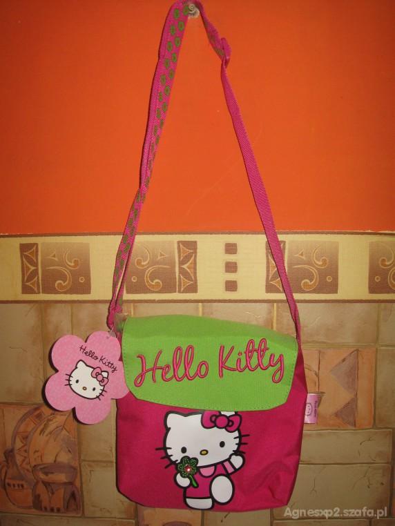 Hello Kitty super torebeczka