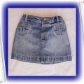 CHEROKEE spódniczka dżinsowa 2 3 latka