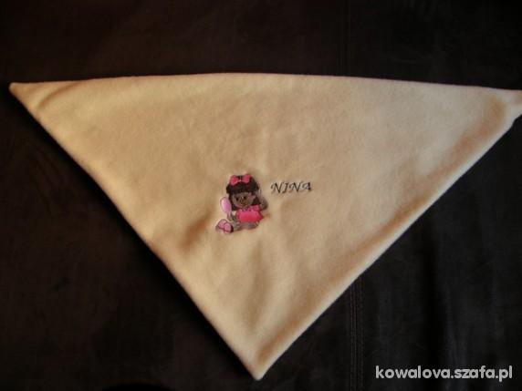 Polarowy trójkącik dla NINY