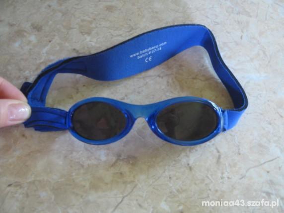 okulary przeciwsłoneczne Baby Banz
