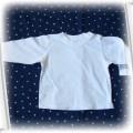 Biała bluzka z długim rękawkiem Disney rozm 80