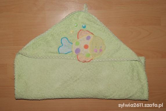 Ręcznik z kapturkiem rybka