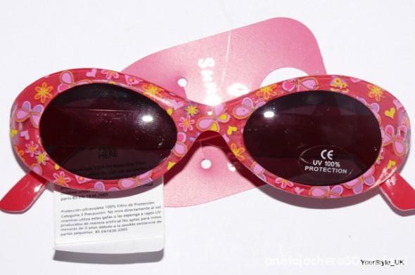 okulary dla małej modniary NOWE