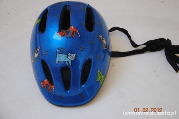 kask na rower deskorolkerolkiwrotki