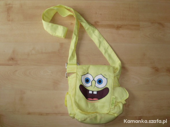 listonoszka SpongeBob