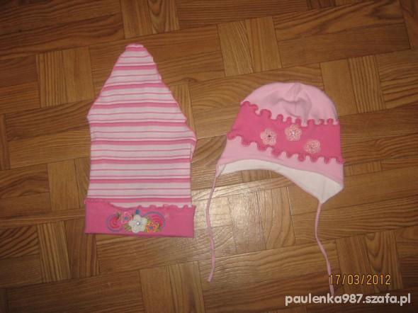 czapka i chusta