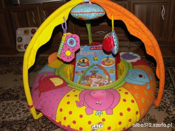 Dodatkowe Mata Galt koło do nauki siadania w Dla niemowląt - Szafa.pl IH53