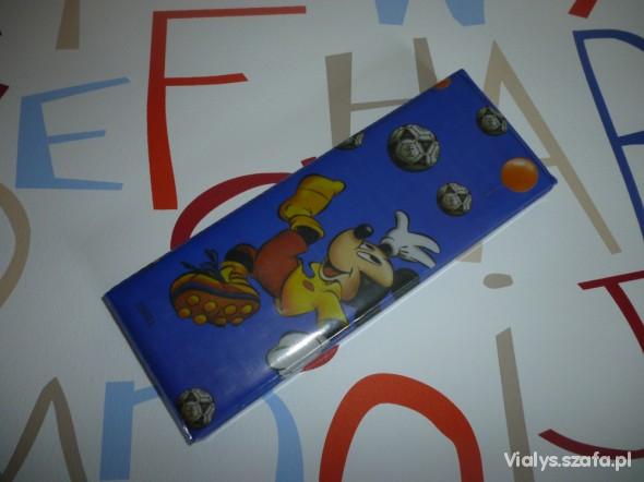 Piórnik NOWY na magnes Miki