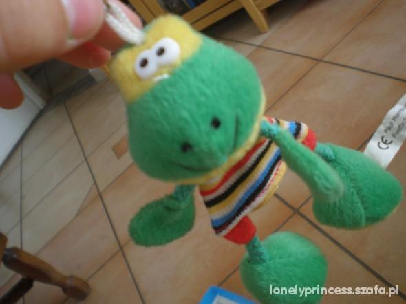 breloczek żaba OKAZJA