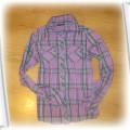 Koszula w kartke w roz 146