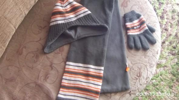 Komplet ReKids Czapkaszalik rękawiczki