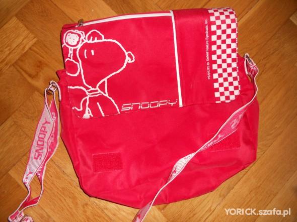 torba Snoopi