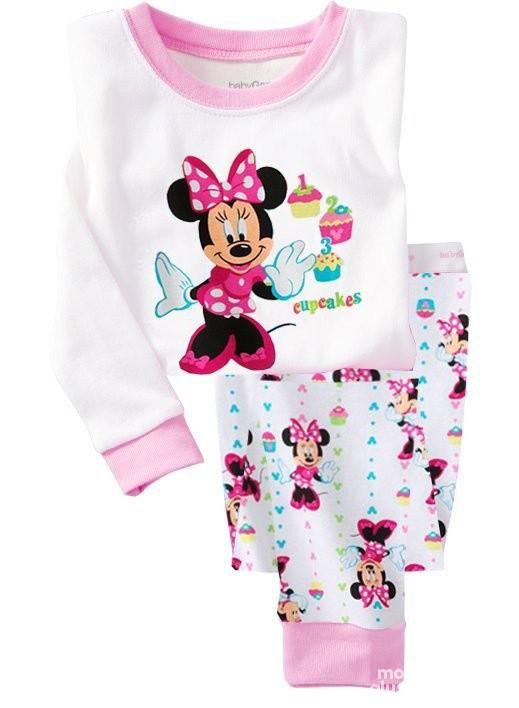 eee487f21112b9 wyprzedaż rozm 86 92 baby Gap piżamka z minnie w Piżamy, śpioszki ...