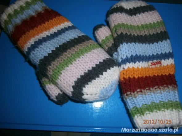 Rękawiczki ciepłe