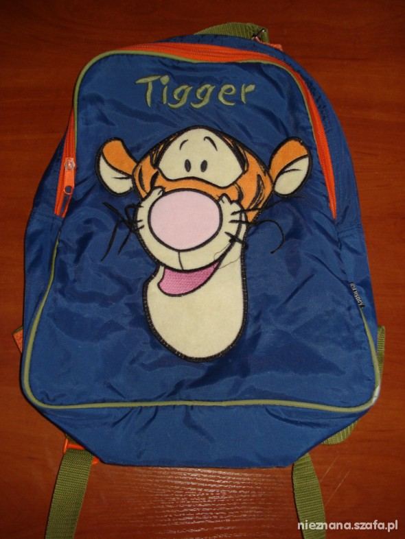 plecaczek z Tygryskiem