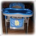 Krzesełko do karmienia Coto Baby