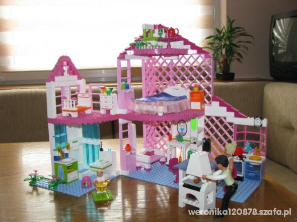 LEGO BELVILLE Dom pełen słońca zestaw 7586 Okazja