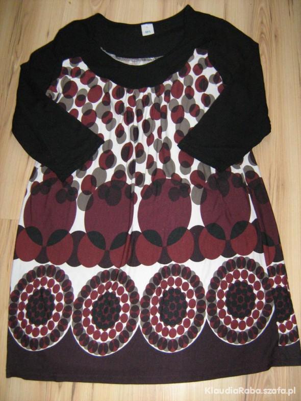 Tunika sukienka bluzka ciążowa L XL