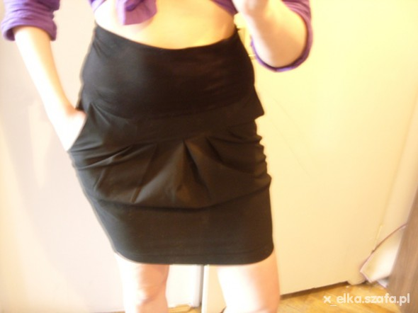 Elegancka spódnica dla kobiet w ciąży