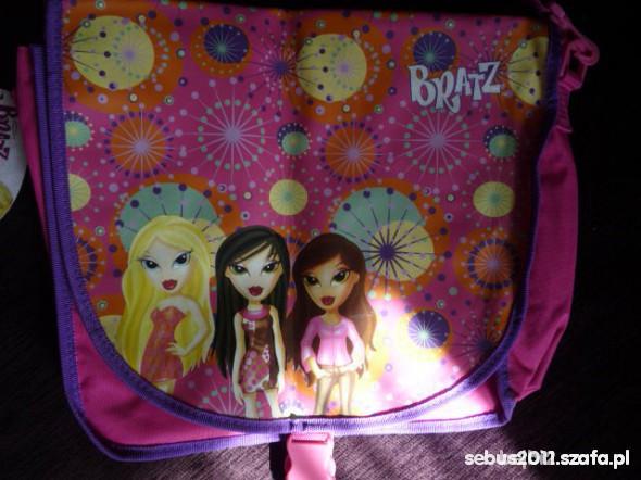 nowa torba BRATZ nie tylko do szkoly
