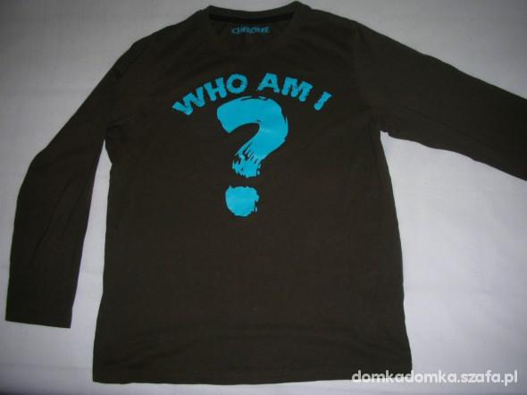 Koszulka dla chłopca długi rękaw